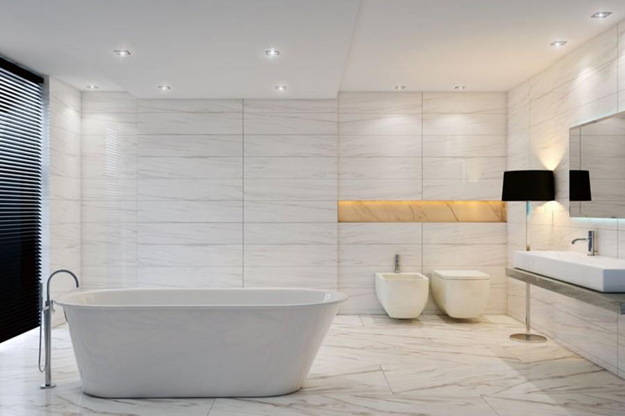 Carrara Select By Iris Lmg Tile